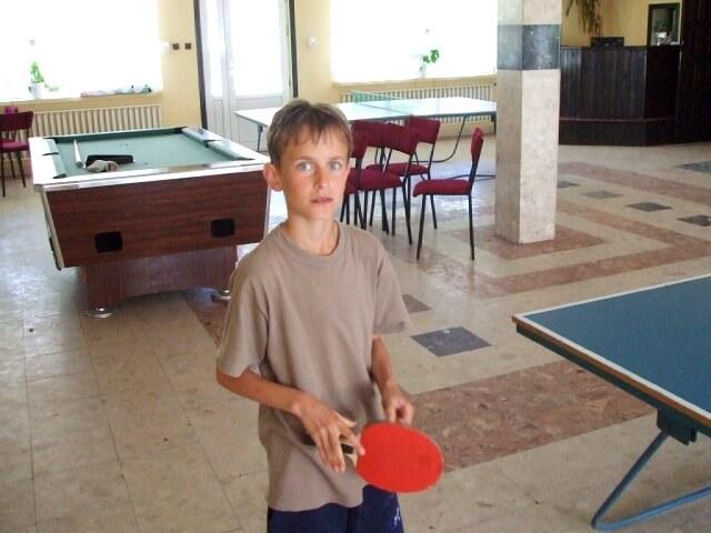 Obóz tenisowy w Żabnie
