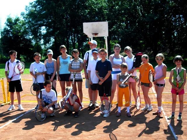 Obóz językowo-tenisowy Harasiuki
