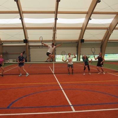 Obóz tenisowy, windsurfingowo-tenisowy, żeglarsko-tenisowy w Trójmieście