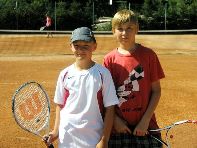 Obóz tenisowy Ramsowo