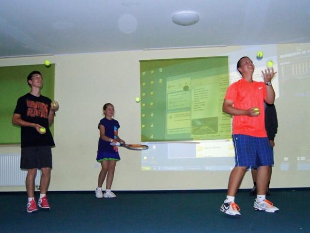 Obóz tenisowy Sypniewo