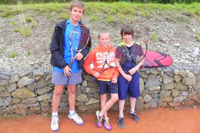 Obóz tenisowy Zarzecze